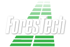 Forestech Equipment Ltd. Sticky Logo